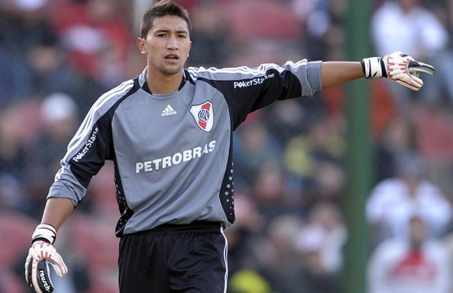 """El """"Indio"""" Vega recordó su paso por el club"""