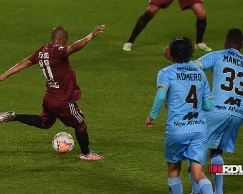 Fotos: Binacional vs River Plate (Copa Libertadores 2020)